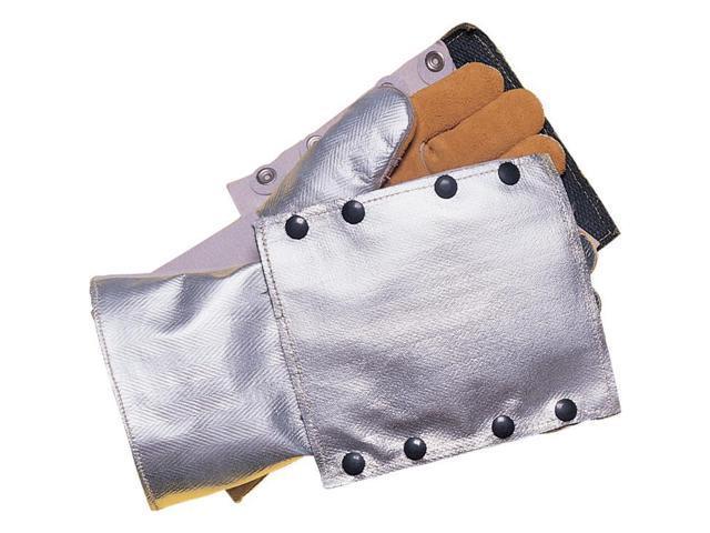 Tillman 820BHP Aluminized Rayon/Cowhide Wool Lined Welding Gloves, Large