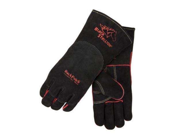 Revco Black Stallion 360 CushionCore Select Split Cowhide Welding Gloves, Medium