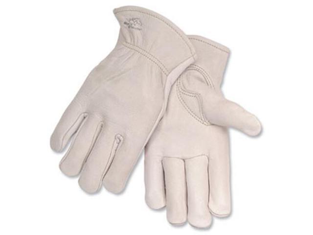 Revco Black Stallion 94 Value Grain Cowhide Driving Gloves, Large