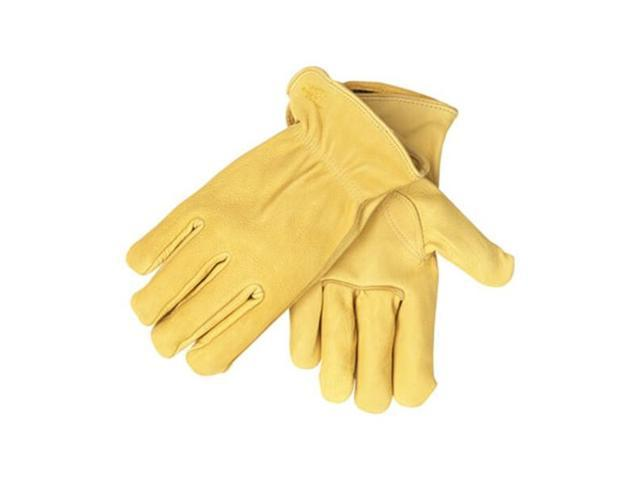 Revco Black Stallion I17 Select Grain Deerskin Driving Gloves, Medium