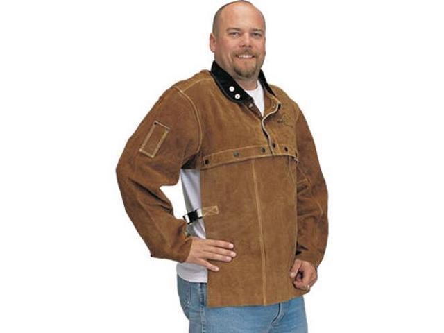 Revco Black Stallion 214CS Cowhide Welding Cape Sleeve w/ 14