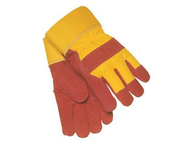 Tillman 1571 Split Cowhide ColdBlock Lined Waterproof Winter Work Gloves, Large