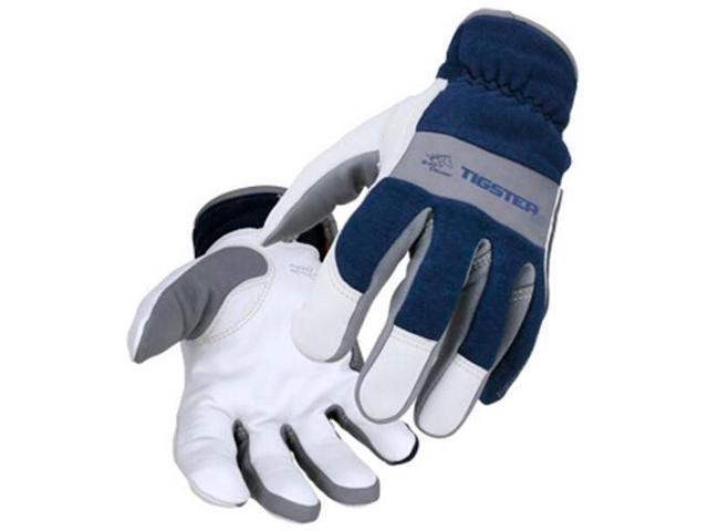 Revco TIGSTER T50 Premium Grain Kidskin TIG Welding Gloves, Large