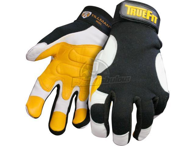 Tillman 1490 Ultra True Fit Premium Top Grain Goatskin Work Gloves, Medium