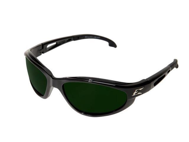 Edge Eyewear SW11-IR5  Dakura Infrared Glasses, Black/IR 5 Welding Lens