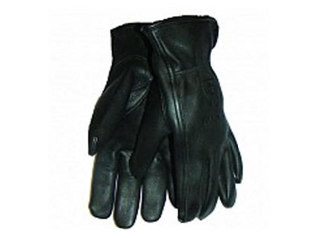 Tillman 866 Premium Black Top Grain Deerskin Drivers Gloves, Unlined, X-Large