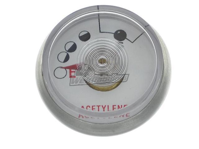 Turbotorch 0386-1200 AG-1 Regulator Gauge