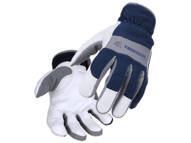 Revco TIGSTER T50 Premium Grain Kidskin TIG Welding Gloves, Small