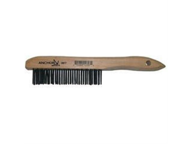 Anchor Brand 387 Carbon Steel Hand Scratch Brush Qty=1