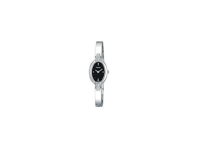 New Pulsar PEGF89 Black Dial Ladies Watch