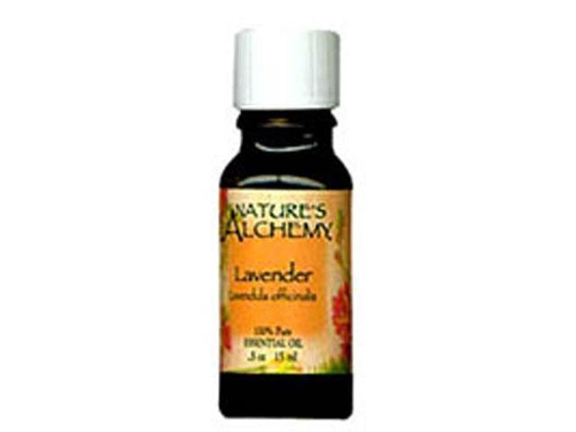Nature's Alchemy Essential Oil, Lavender (Lavendula Officinalis), 2 fl oz (59 ml)