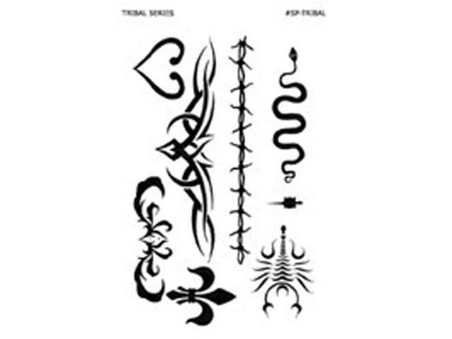 Stencil Pack, Tribal 1 unit by Earth Henna