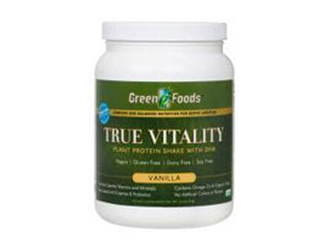 Green Foods Vanilla Shake (25.2 OZ)
