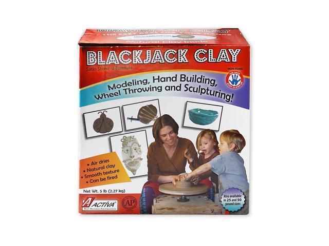 Activa blackjack clay