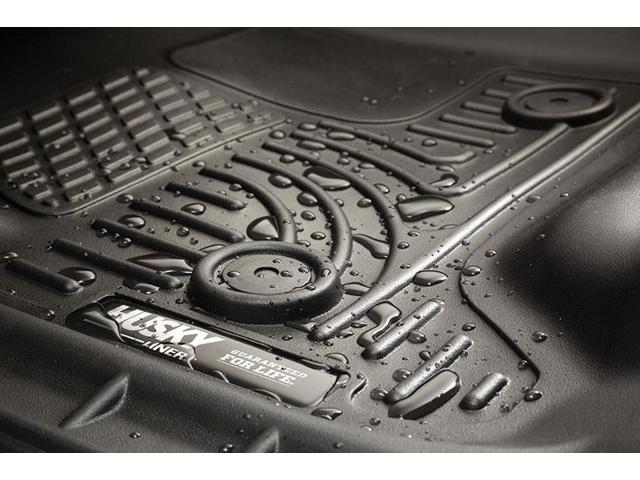 Husky Liners Weatherbeater Series Front & 2Nd Seat Floor Liners 99813 2008-2013  Mercedes-Benz C-Class