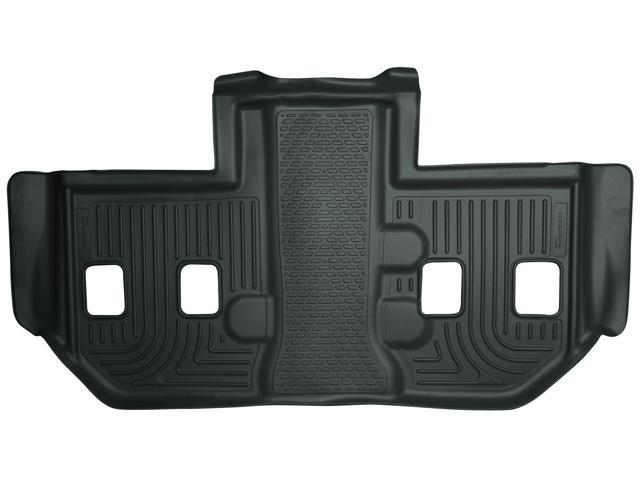 Husky Liners Weatherbeater Series 3Rd Seat Floor Liner 19262 2011-2014  Cadillac Escalade ESV