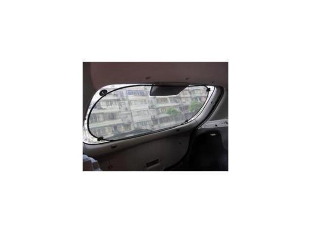 Car Rear Window Sunshade Sun Shade Cover Visor Shield