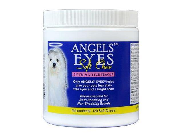 Angels' Eyes 120 Count Chicken Formula Soft Chews for Dogs
