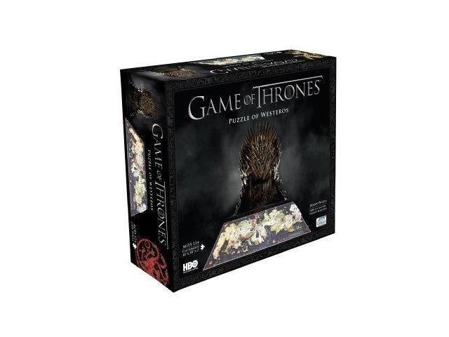 4D Cityscape - Game of Thrones Guide to Westeros Puzzle