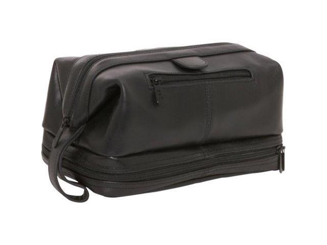 Amerileather Leather Toiletry Bag