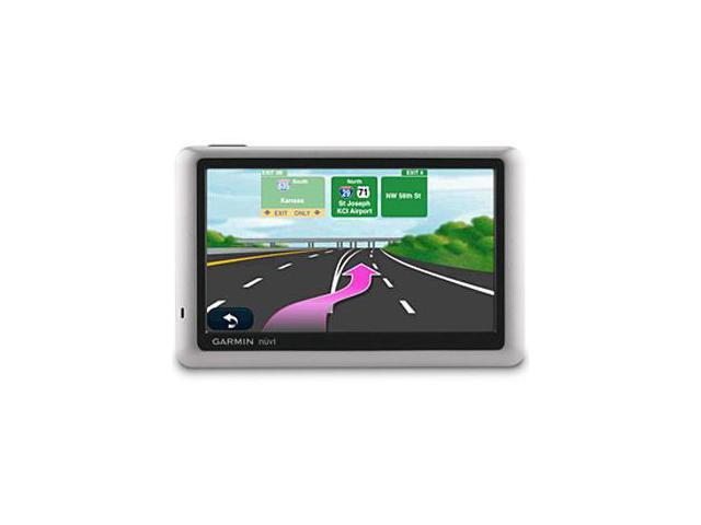 "Garmin Nüvi 1450LMT 5.0"" GPS Navigation W/ Lifetime Map & Traffic Updates"