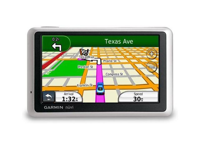 "REFURBISHED Garmin Nüvi 1350 LMT 4.3"" GPS Navigation w/Lifetime Map & Traffic Updates"