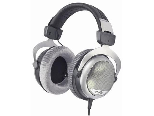 Beyerdynamic DT880 Semi Open Back Design Premium Stereo Headphone ( 32 Ohms ) w/ Excellent Ambient Noise Attenuation DT 880