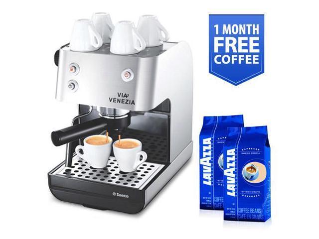 saeco focus manual espresso machine