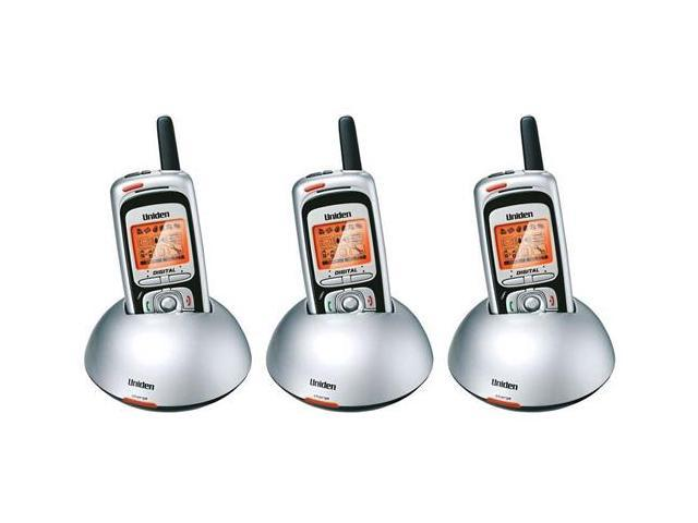 Uniden DCX770-3 Extra Handset For Uniden DMX776 and DMX778