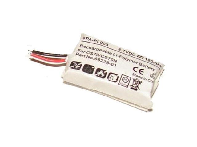 Replacement Battery for 66278-01 3.7Volts 120Ah Li-Poly