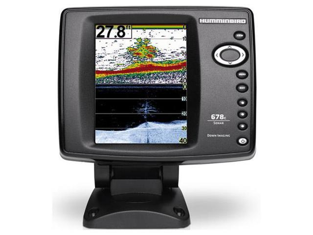 Humminbird 678C HD DI Fishfinder