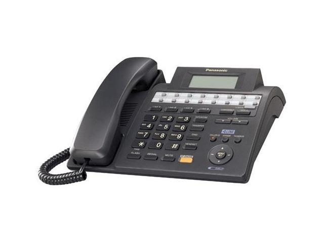 Panasonic KX-TS4200B 4 Line Integrated Phone System w/ Call Waiting Caller ID & Speakerphone
