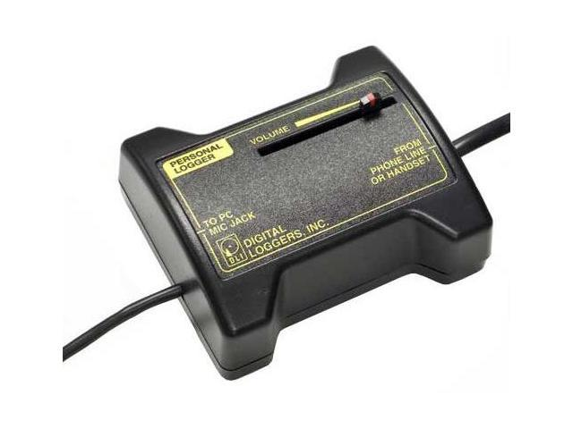Digital Logger Personal Call Recorder / Trace Calls stores about 1000 calls