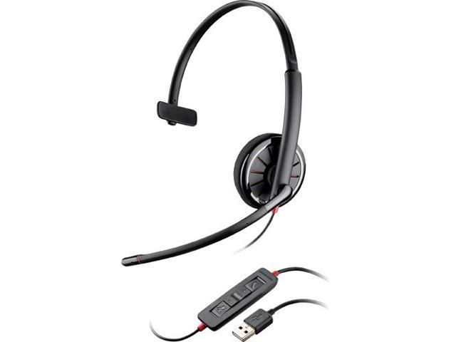 Plantronics 85618-02 Blackwire C310 Mono Corded Headset Enriches Sound Quality