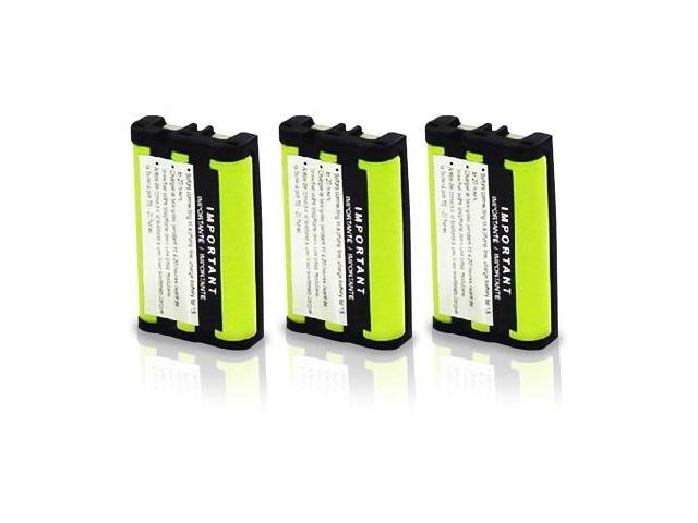 Replacement Battery For Uniden BT0003 (3-Pack) For CLX and TCX 400 / TCX 440 Series
