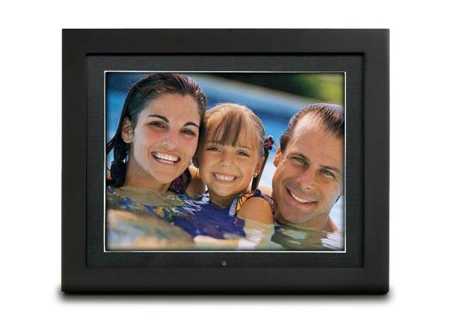 "PixiModo Reflection 12  Picture, Video, & Audio Playback 12.1"" Digital Picture Frame"