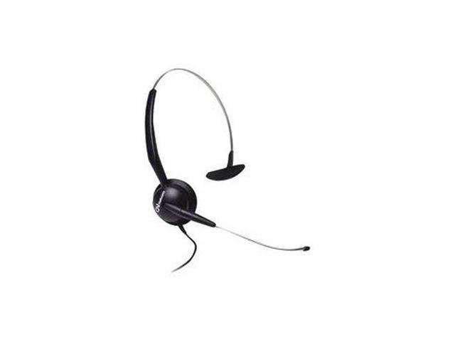 Jabra GN2110 Mono ST Corded Headset w/ ATL Tech & Swing Away Boom