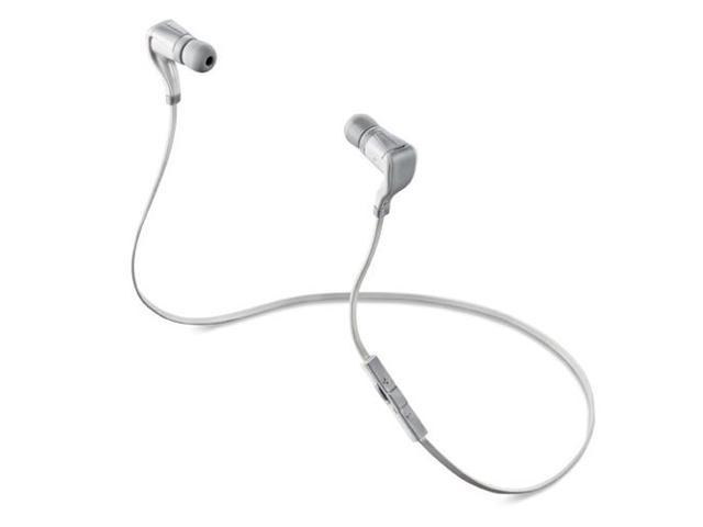 Plantronics Backbeat Go White Stereo Bluetooth Headset