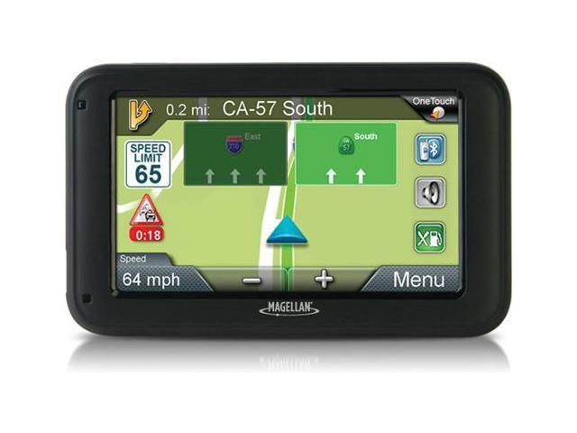 Magellan RM2255SGLUC RoadMate 2255T-LMB 4.3 inch Automotive GPS
