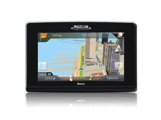Magellan Maestro 4370 GPS Vehicle Navigation System