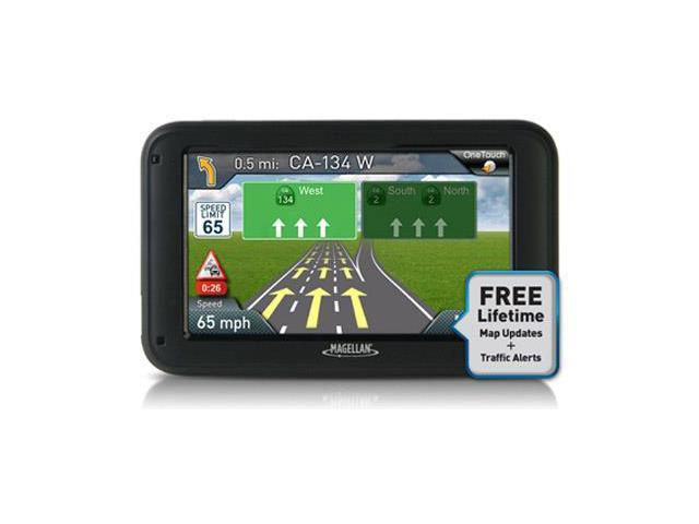Magellan RoadMate 5255T-LM Camera Bundle 5 inch Automotive GPS