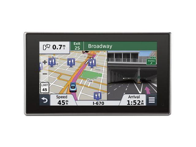 Garmin Nuvi3597LMTHD 5 Inch GPS with Lifetime Maps & HD Traffic Updates - Refurbished