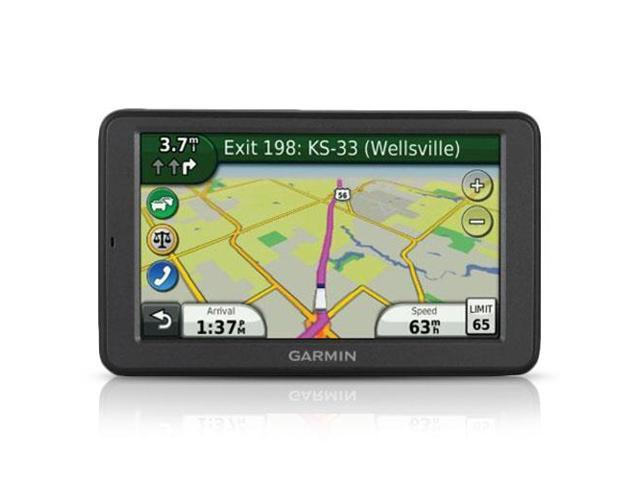 Garmin dezl 560LMT 5.0 Inch Truck GPS w/ Lifttime Map Update and Traffic Service Refurbished
