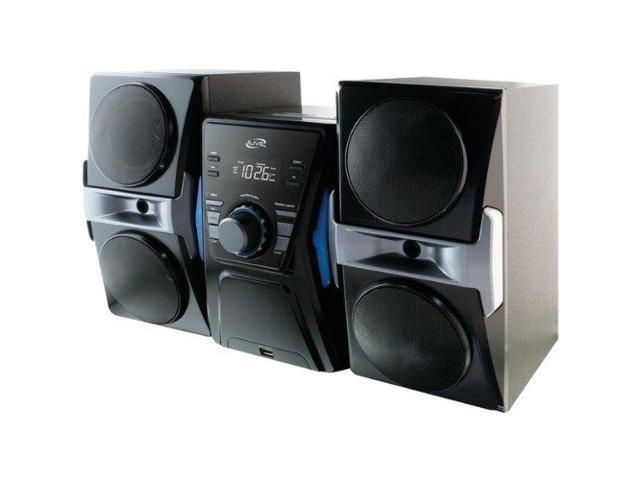 iLive RC2900B High Quality Audio CD Micro System w/  Bluetooth and FM
