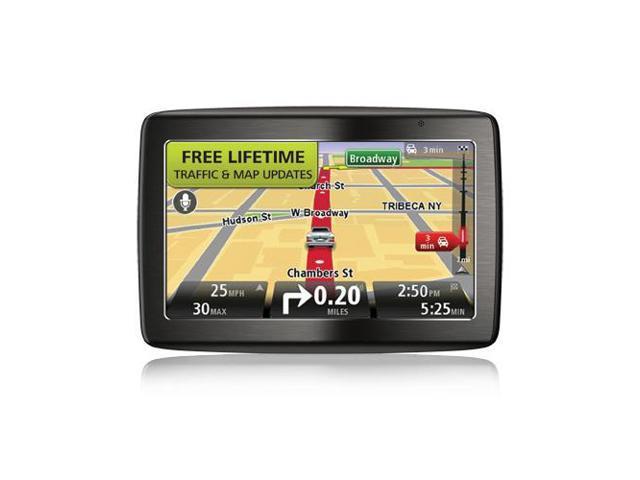 "TomTom GO LIVE 1535TM 5"" Automotive GPS W/ Lifetime Maps and Traffic Updates"