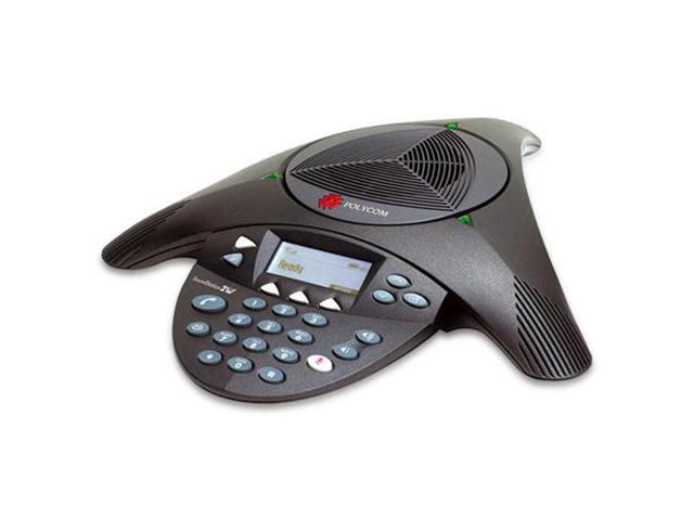 Polycom 2200-07880-160 Soundstation 2w Basic Conference Phone