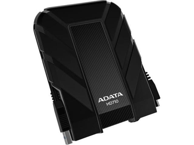 A-DATA AHD710-500GU3-CBK DashDrive Durable Series HD710 Black