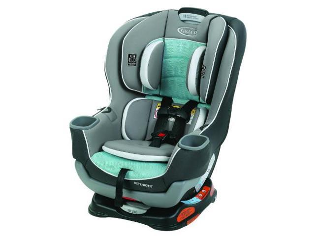 Open Box Convertible Car Seat