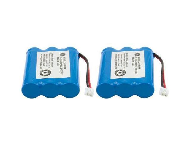 Battery for All Brands 3300 (2 Pack) Replacement Battery