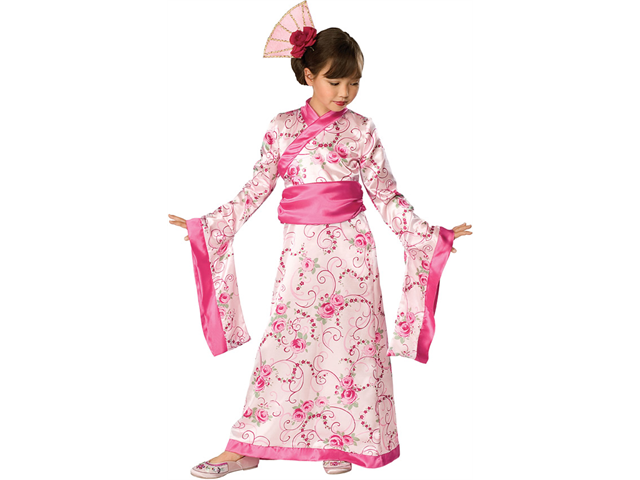 Toddler / Child Asian Princess Costume Rubies 882727